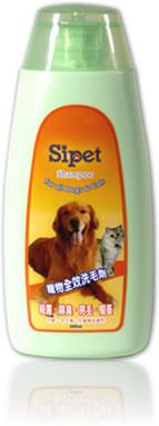 矽寵寵物全效洗毛劑